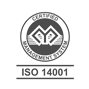 Environmental Management System – CYS EN ISO 14001: 2004